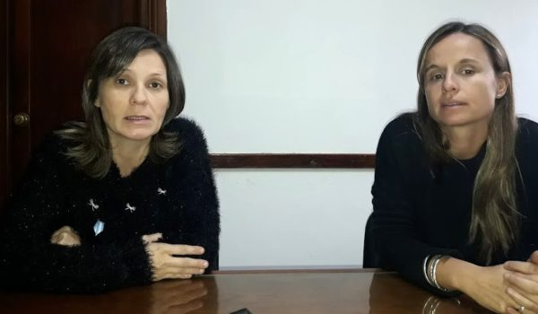 Maria Jose Gentile y Eliana Dramisino anticiparon aspectos de la Sesion Estudiantil