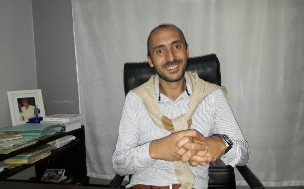 Mauro Esteban dialogo con El Regional Digital y compartio su desafio