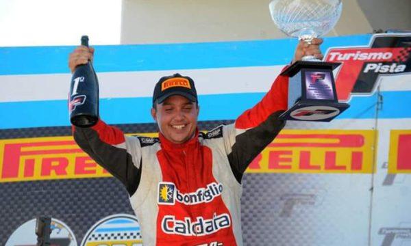 Nicolas Bonfiglio gano su categoria y es lider en la misma