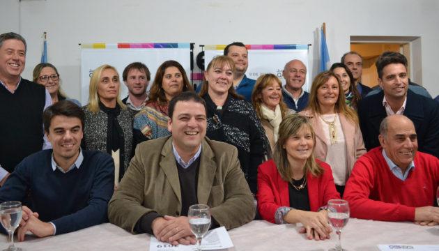 Barroso se mostró confiado en que los vecinos del partido de 9 de Julio puedan darle un nuevo mandato