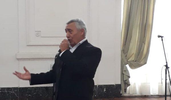 Bocha Farias que en la edicion 2018 fue oro provincial