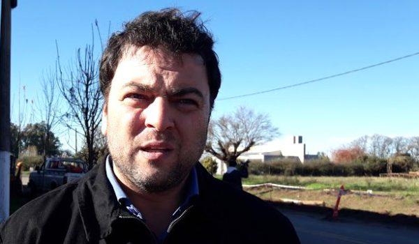 Intendente Mariano Barroso anticipo que ya se entrega agua de calidad desde la planta potabilizadora de ABSA