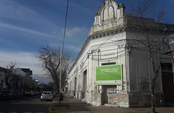 La primera etapa tendra construida Aulas de capacitacion y la Guarderia Municipal