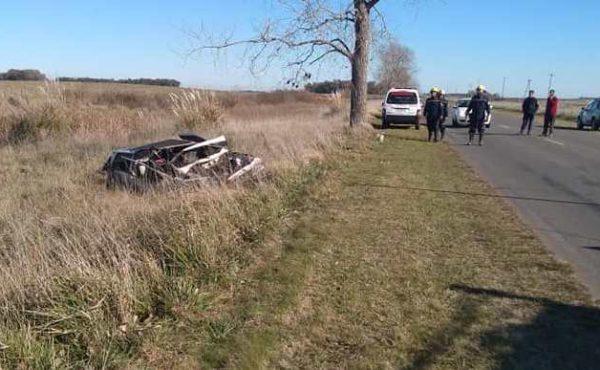 Los dos accidentes se produjeron en el Acceso a Dudignac