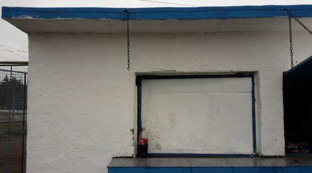Lugar por donde se ingreso para cometer el robo