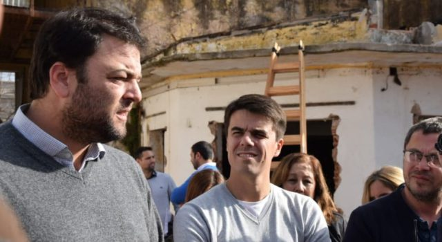 Mariano Barroso anticipo que se llevan adelante gestiones promocionando mano de obra local