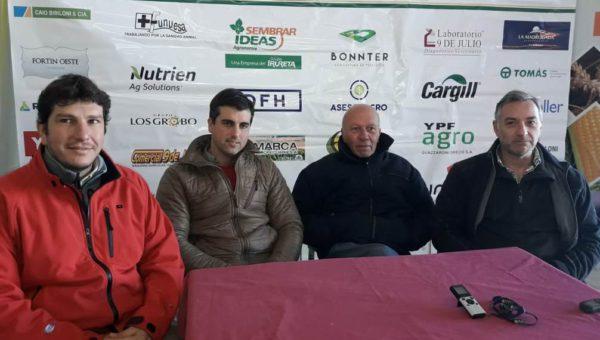 Marsigliani, Fage, Ventimiglia y Mato adelantaron detalles de la charla que se da hoy