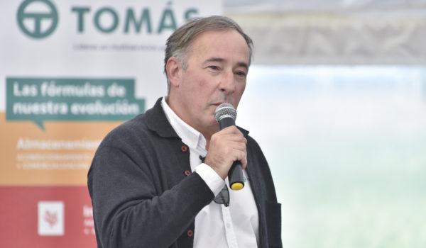 Carlos Borla es el nuevo presidente Producir Conservando