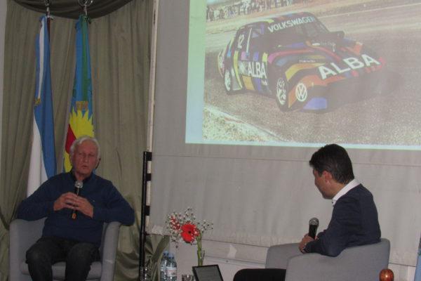 «Yoyo» Maldonado al referirse a uno de sus auto que lo posiciono como ídolo del TC 2000