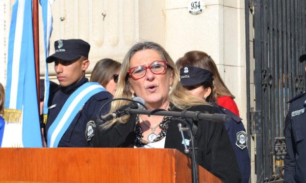 Inspectora Liliana Vallabriga