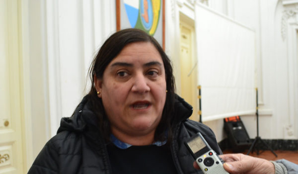Inspectora Nivel Secundario Claudia Appella