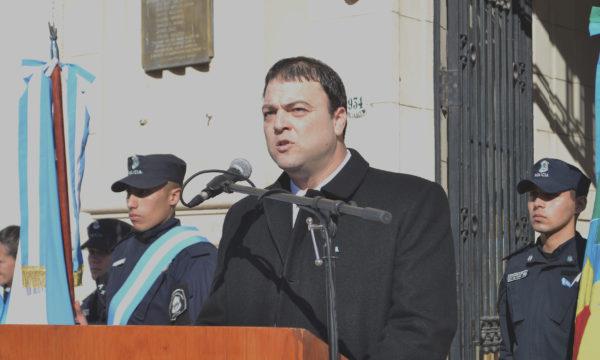Intendente Municipal Mariano Barroso