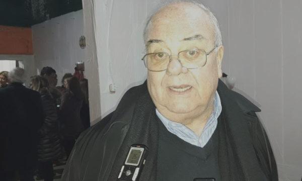 Juan Jose Cavallari acompaño la presentación de lista de Walter Battistella