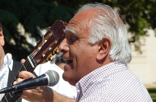 Raul Titi Lozano uno de los autores de la cancion de 9 d eJulio