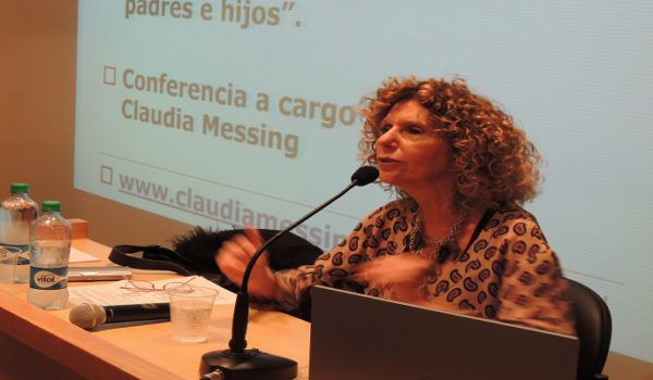 Claudia Messing disertara en 9 de Julio