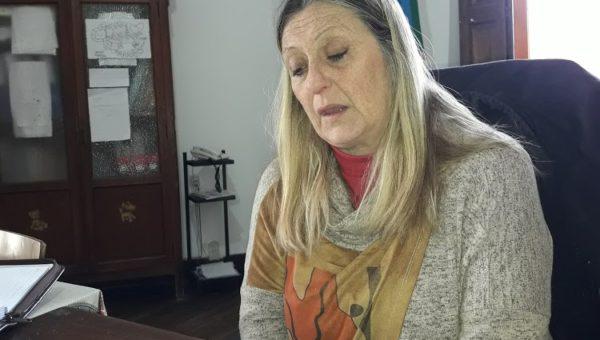 Inspectora Jefe Distrital Liliana Vallabriga