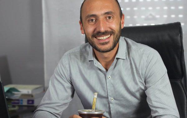 Mauro Esteban se siente seguro de su candidatura