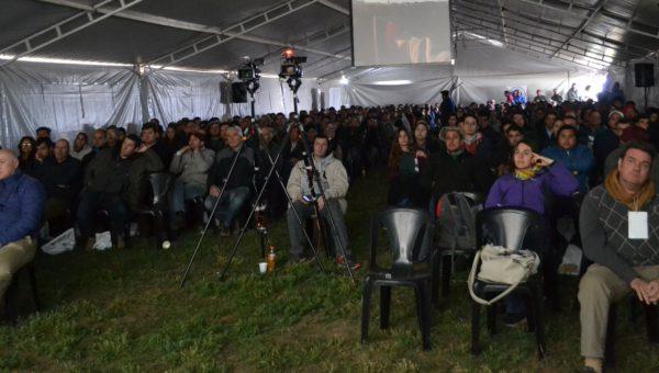 500 personas asistieron a la Jornada del IPCVA en Jovita