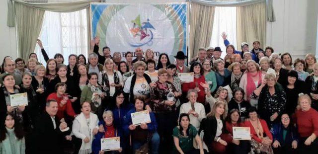 Artistas de una amplia region participaron de Barlovento 2019 en 9 de Julio