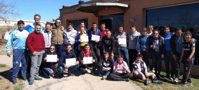 Destacada participacion de profesores en la jornada de Deporte Inclusivo en Club San Martin