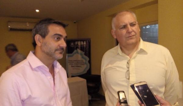 Di Meo y Santini en dialogo con El Regional Digital