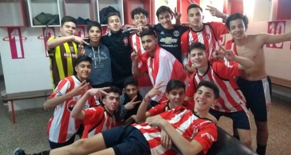 Equipo de 6ta categoria de Atletico 9 de Julio campeon