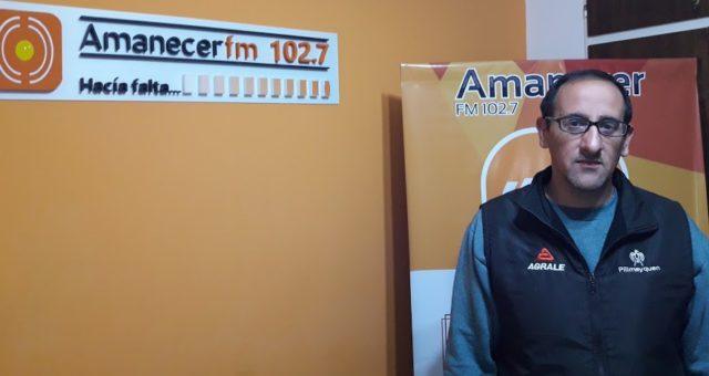 Juan Pablo Boufflet es el nuevo presidente del Automoto Club Nueve de Julio