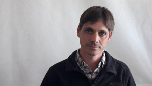Matias Peluffo, productor de tambo en Pehuajo y presidente de Caprolecoba