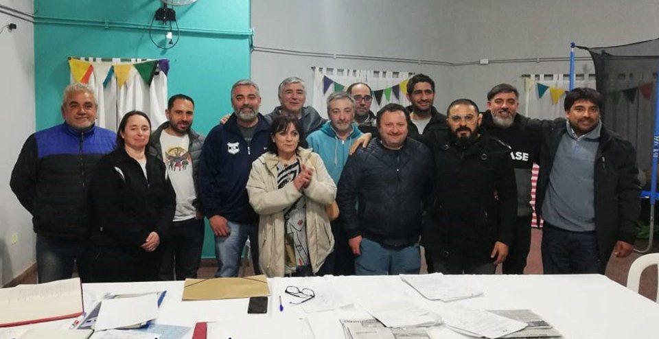 Compromiso lagunero: Sergio Arenas fue designado como presidente de Club Libertad