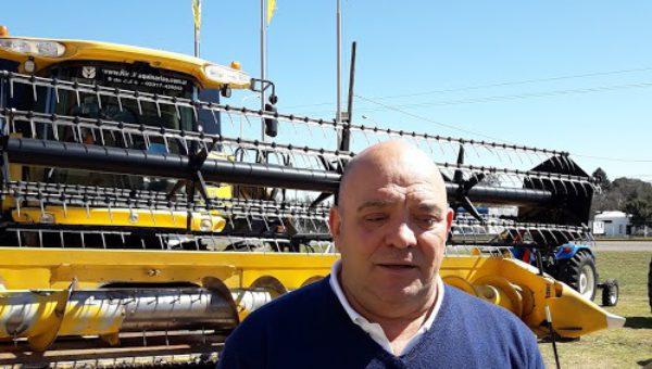 Osvaldo Lombardi tuvo a cargo la capacitación