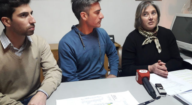 Parise, Rordriguez y Crespo solicitan se discuta mas el nuevo Codigo urbanistico de 9 de Julio