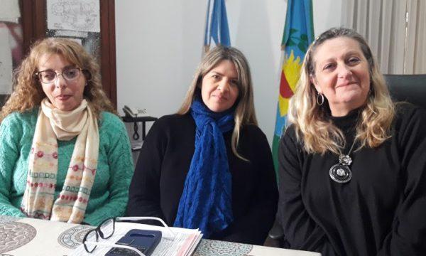 Vallabriga, Lacuadra y Miriam Impinnisi