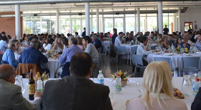 Almuerzo de la 122 Expo Rural de 9 de Julio