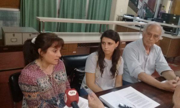 Bramajo, Pirotta y el productor CREA Gonzalez Quesnel