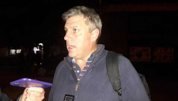 Federico Raineri en dialogo con El Regional Digital tras la sancion al Club Defensores de la Boca