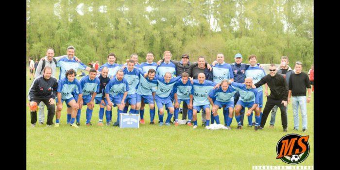 El equipo campeon