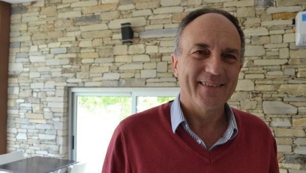 Ing Alejandro Petek, presidente de Aapresid en dialogo con El Regional Digital