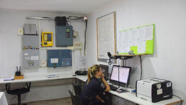 Las nuevas oficinas permite una mejor labor de los radio operadores