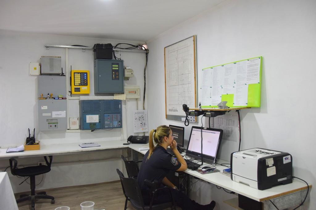 El Servicio 911 cuenta con nuevas oficinas en sede de Comisaria