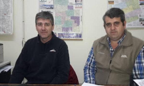 Marcelo De Olavarrieta y Hugo Enrique