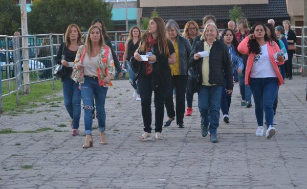 Mas de 1500 personas asistieron a la conferencia de Manes en 9 de Julio