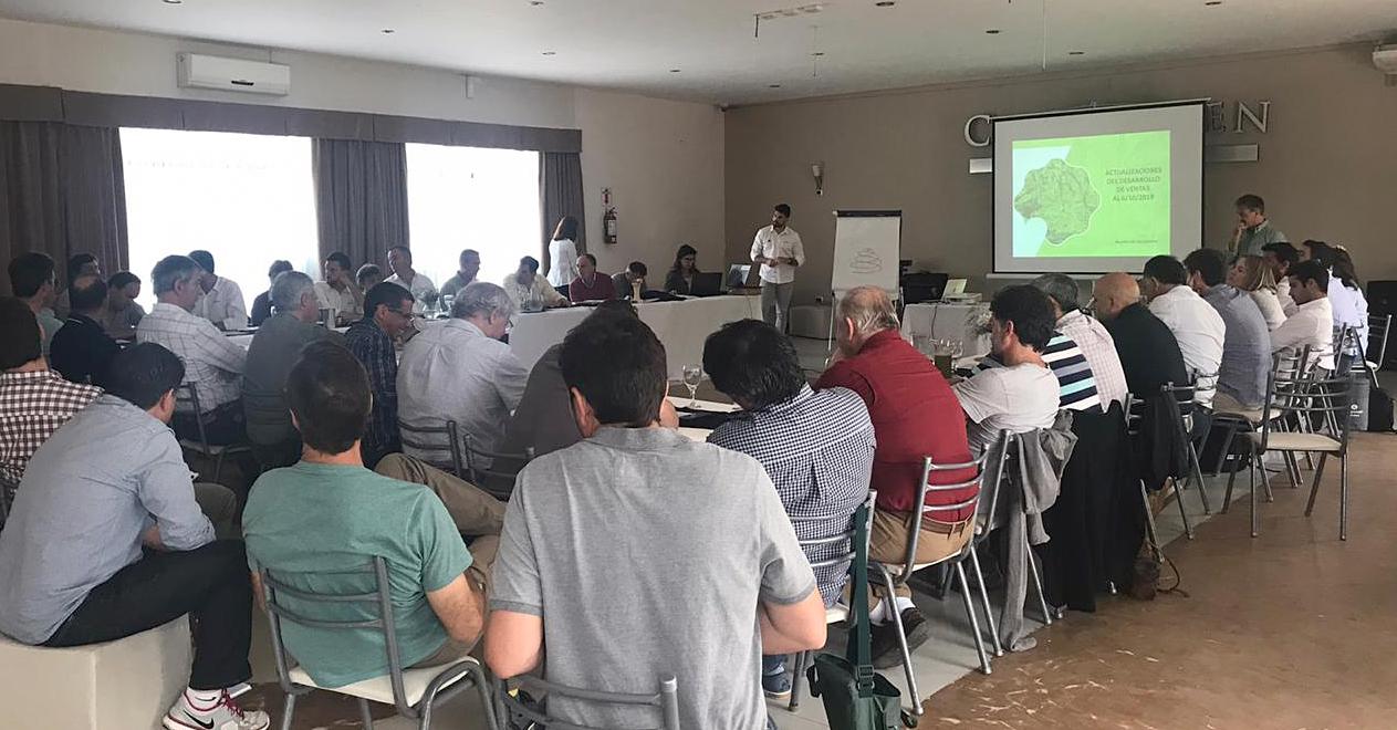 Aapresid reunió a todas las Regionales en 9 de julio, con el objetivo de hacer en favor del suelo y medio ambiente