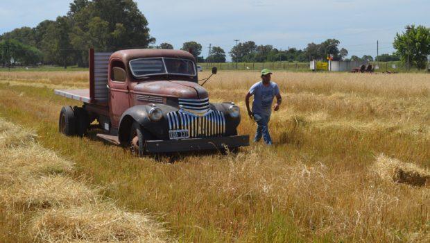 Camion Chevrolet de la decada del 40