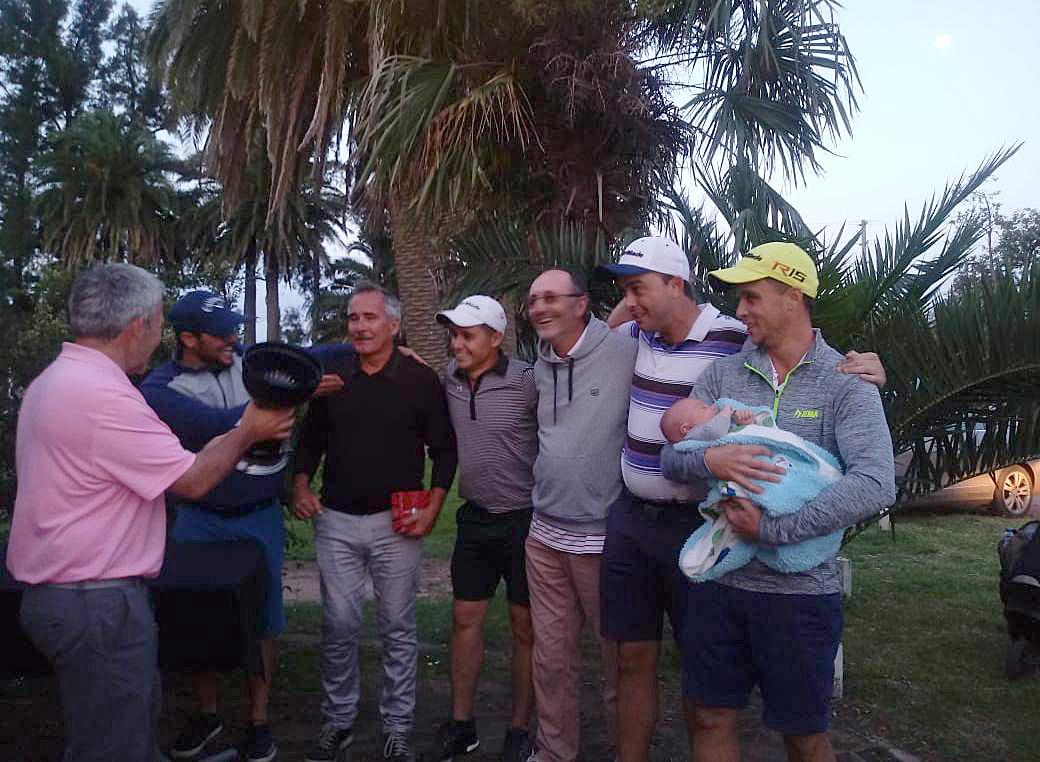El Golf Club Atlético 9 de Julio en lo más alto de la región