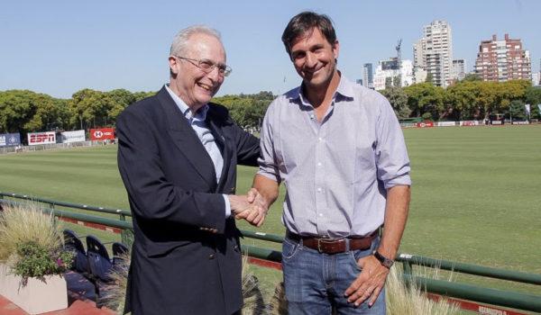 Grigera Naon y Novillo Astrada sellan el acuerdo de ambas instituciones
