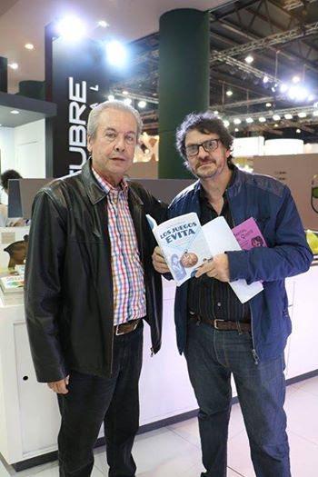 La Legislatura porteña declara de interes Cultural y Social el libro «Los Juevos Evita», de Guillermo Blanco