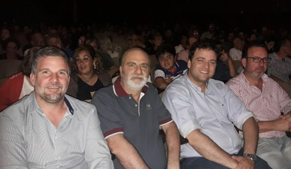 Malis, Valinoti, Barroso y Asenjo