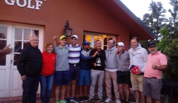 Por primera vez el Golf Club 9 de Julio en lo mas alto de FENOBA que nuclea a 24 clubes de la provincia