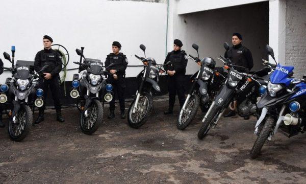 Se fortalece el Grupo GAM con mas moto vehiculos