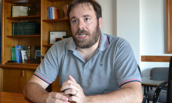 Matias Losinno en dialogo con El Regional Digital